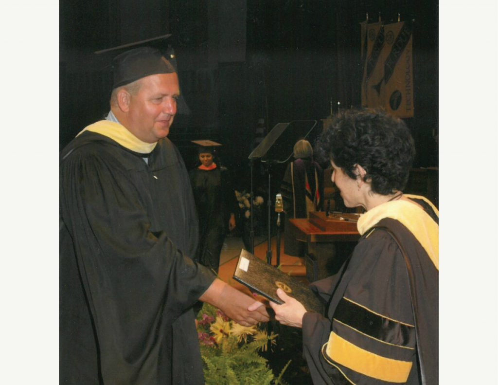 Carl Peterson MBA
