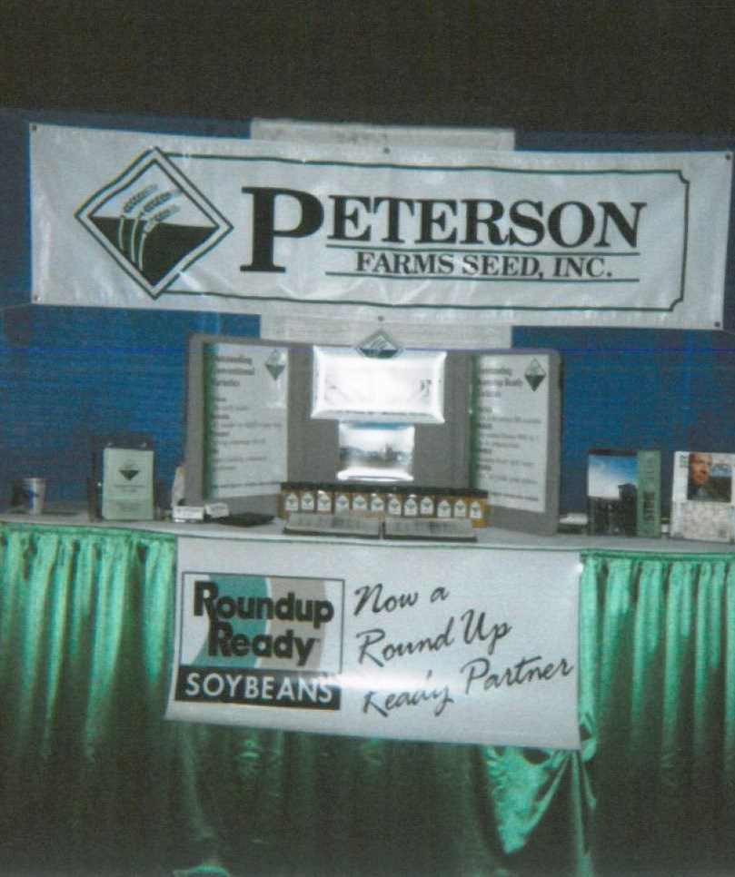 Peterson Farms Seed began offering Roundup products nearly 20 years ago.