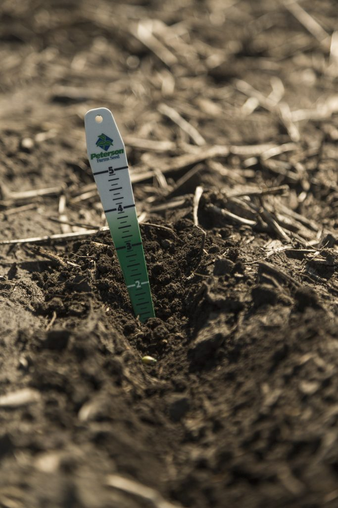 Evaluate Your Corn Depth with a Depth Finder