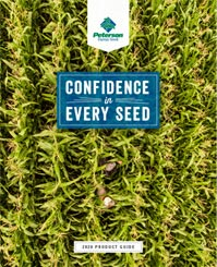 Peterson Farms Seed Product Brochure